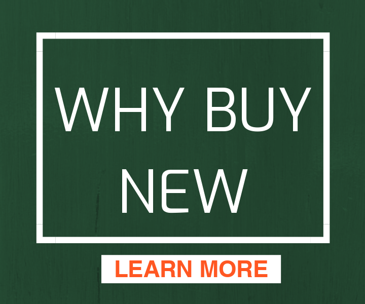 why buy new correct